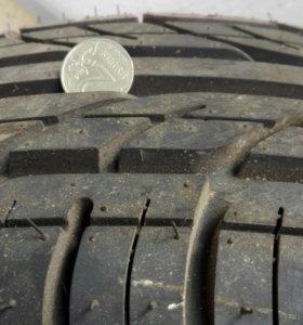 Одно колесо на запаску