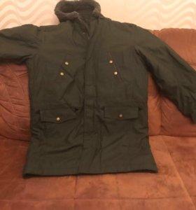 Демисизонная куртка -Аляска ( форма ВС)