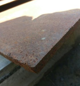 Лист металлический толщ. 12 мм
