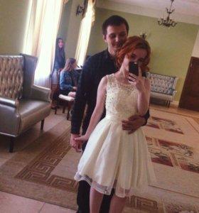 Платье на свадьбу/выпускной