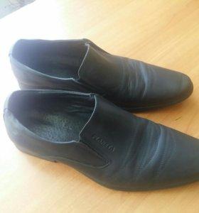 Туфли на подростка..