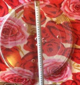 2 Тарелки для микроволновки