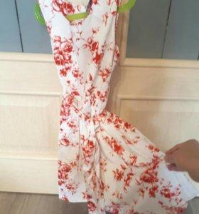 Платье сарафан рост 152