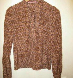 Блуза рубашка Fornarina, оригинал, размер 40-42