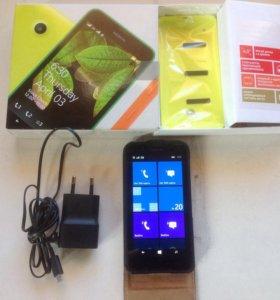 Телефон Нокия люмия 630 (2 сим-карты)