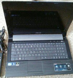 ноутбук ASUS X5MS CORE I5