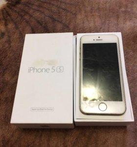Айфон 5s. 16gb.