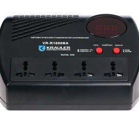 Стабилизатор напряжения VR-R1000VA
