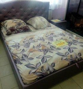 Кровать 2-х сп.