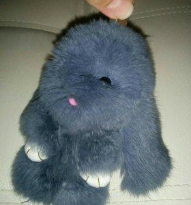 Кролик плюшевый Новый