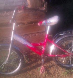Велосипед детский от 3-х до 10 лет