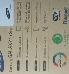 Samsung Galaxy s5mini SM-G800F 16 ГБ