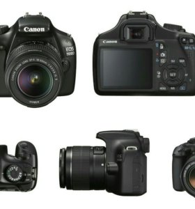 Canon EOS 1100D 12 мпикселей