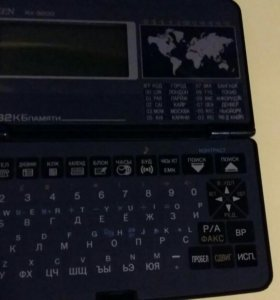 Электронный блокнот(органайзер)CITIZEN RX-3200