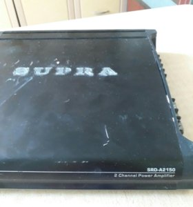 Усилитель supra srd a2150