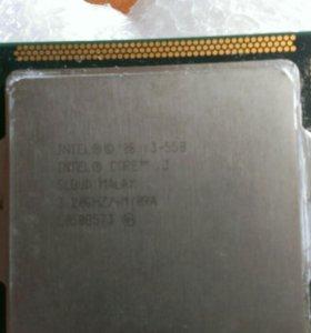 Сpu (цп) Intel core i3-550