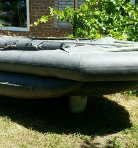 Скоростная надувная лодка СНЛ8