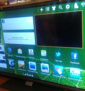 3D, Smart TV (107см)