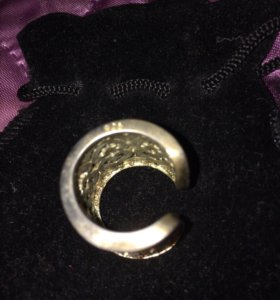 Серебряное кольцо. Обмен