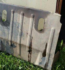 Усиленная защита картера двигателя ВАЗ 2108