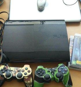 PlayStation 3 Super Slim 500гб