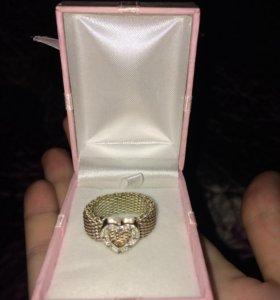 Серебряное кольцо, обмен