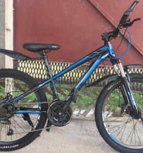 Новый подростковый велосипед