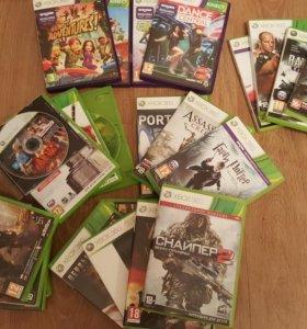 Xbox 360 лицензия игры