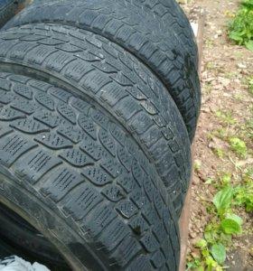 4 шины Bridgestone 195/60r16