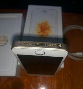 Iphone SE 16gb rose gold отличное состояние