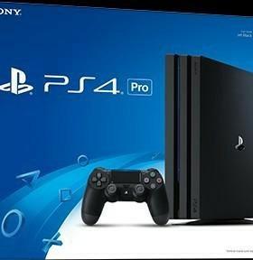 Sony playstation 4 pro (ps4)