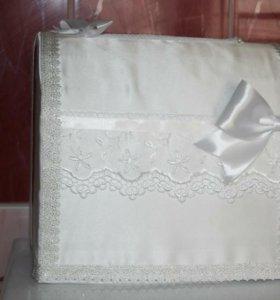 свадебный сундучок для денежных подарков