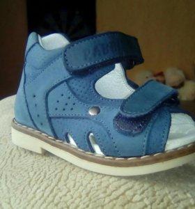 Ортопедические сандали rabbit 18 размер