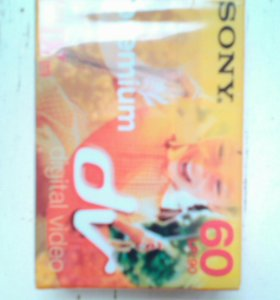Sony miniDV 60 Premium