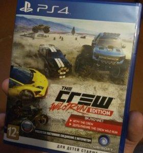 The Crew: Wild Run Edition PS4 RU