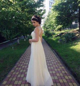 Платье выпускное!