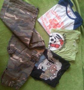 Одежда мальчику 12-14 лет