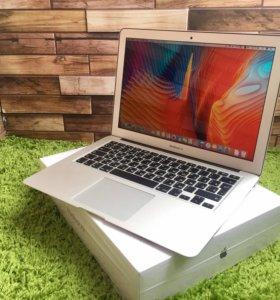 Новый MacBook Air 13 Чек 66 тыс, 12 циклов, 2017