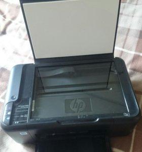 МФУ принтер сканер копир HP Deskjet F2483