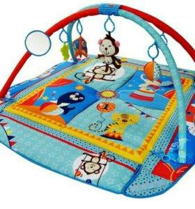 Развивающий детский коврик.