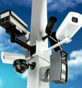 Настройка видеокамер видеонаблюдения