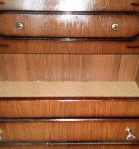 Предмет интерьера кухонный угловой шкаф