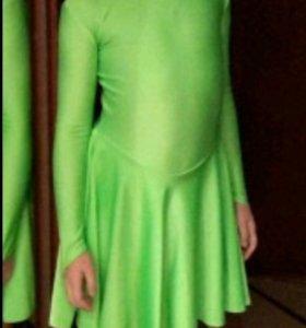 Платье для спортивно-бальных танцев