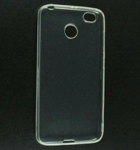 Xiaomi Redmi 4X силиконовый чехол.