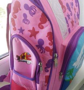 Ранец, рюкзак школьный детский