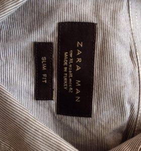 Рубашки мужские Zara