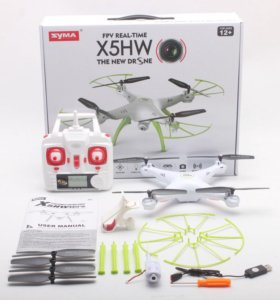 Квадрокоптер Syma X5HW