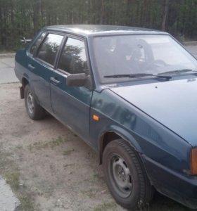 Ваз21099 , 1998г