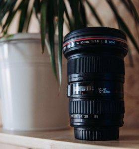 Объектив Canon 16-35f/2.8 L I usm