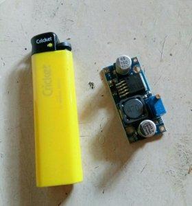 Стабилизатор адаптер преобразователь 12 24 вольт